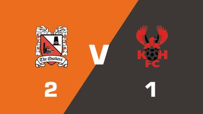Highlights: Darlington vs Kidderminster Harriers