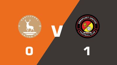 Highlights: Hartlepool United vs Ebbsfleet United