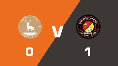 Highlights: Hartlepool United vs Ebbsfleet United