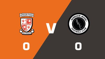 Highlights: Woking vs Boreham Wood