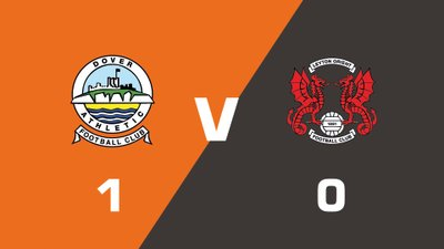 Highlights: Dover Athletic vs Leyton Orient