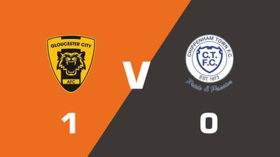 Highlights: Gloucester City vs Chippenham Town
