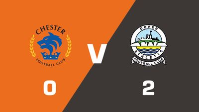 Highlights: Chester vs Dover Athletic