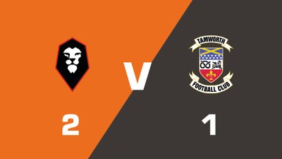 Highlights: Salford City vs Tamworth