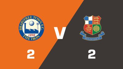 Highlights: Braintree Town vs Wealdstone