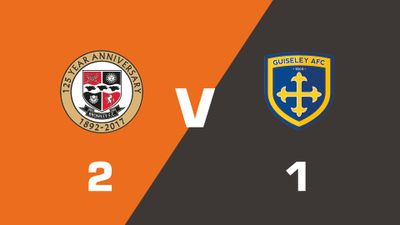 Highlights: Bromley vs Guiseley