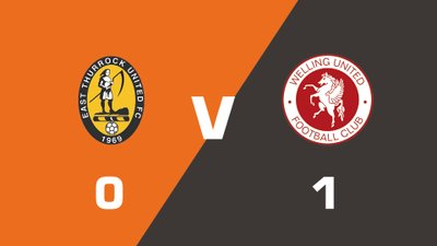 Highlights: East Thurrock United vs Welling United