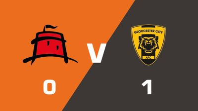 Highlights: Eastbourne Borough vs Gloucester City