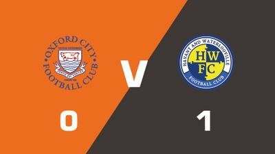 Highlights: Oxford City vs Havant & Waterlooville