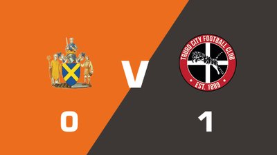 Highlights: St. Albans City vs Truro City