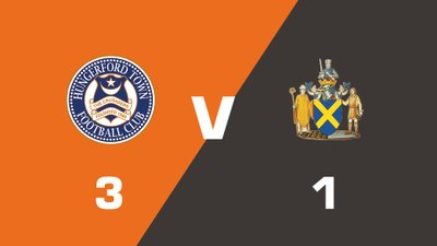 Highlights: Hungerford Town FC vs St. Albans City