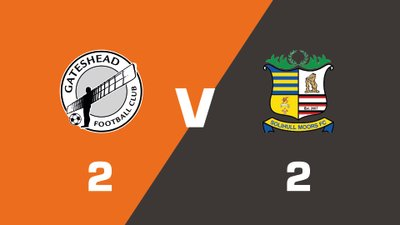 Highlights: Gateshead vs Solihull Moors