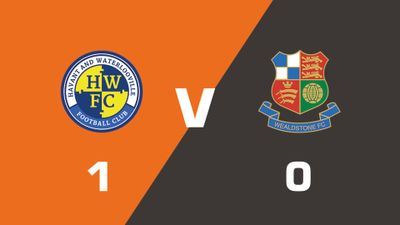 Highlights: Havant & Waterlooville vs Wealdstone