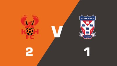 Highlights: Kidderminster Harriers vs York City