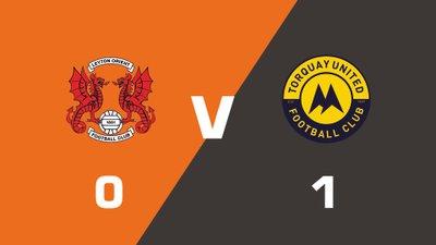Highlights: Leyton Orient vs Torquay United