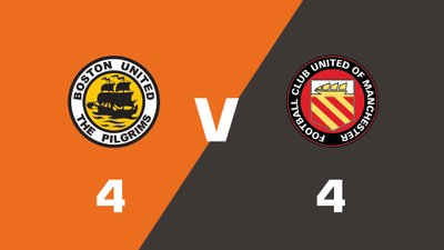 Highlights: Boston United vs FC United Of Manchester