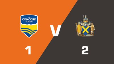 Highlights: Concord Rangers vs St. Albans City