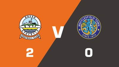 Highlights: Dover Athletic vs Macclesfield Town