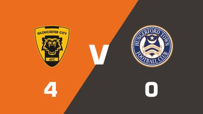 Highlights: Gloucester City vs Hungerford Town FC