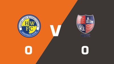 Highlights: Havant & Waterlooville vs Hampton & Richmond Borough