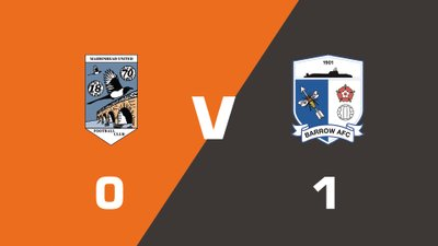 Highlights: Maidenhead United vs Barrow
