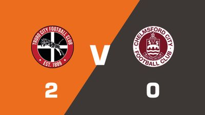 Highlights: Truro City vs Chelmsford City