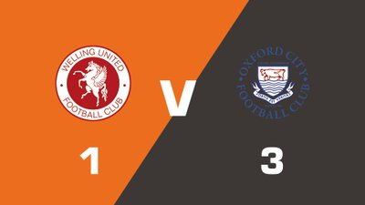 Highlights: Welling United vs Oxford City