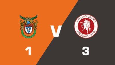 Highlights: Bognor Regis Town vs Welling United