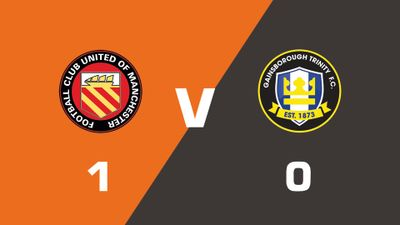 Highlights: FC United Of Manchester vs Gainsborough Trinity