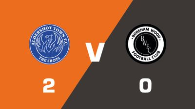 Highlights: Aldershot Town vs Boreham Wood
