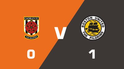Highlights: Chorley vs Boston United