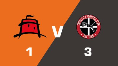 Highlights: Eastbourne Borough vs Truro City