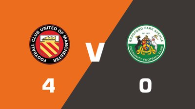 Highlights: FC United Of Manchester vs Bradford Park Avenue
