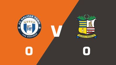 Highlights: FC Halifax Town vs Solihull Moors