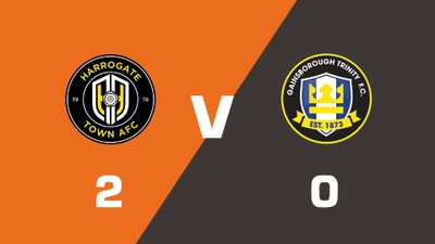 Highlights: Harrogate Town vs Gainsborough Trinity