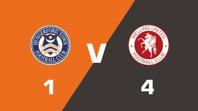 Highlights: Hungerford Town FC vs Welling United