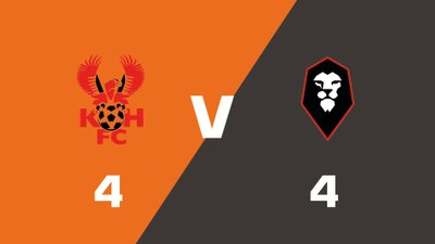Highlights: Kidderminster Harriers vs Salford City