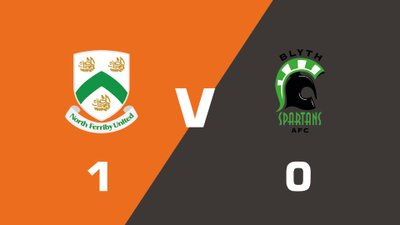 Highlights: North Ferriby United vs Blyth Spartans