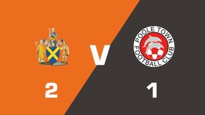 Highlights: St. Albans City vs Poole Town