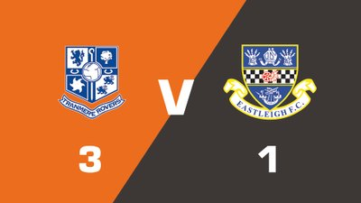Highlights: Tranmere Rovers vs Eastleigh