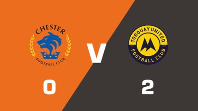 Highlights: Chester vs Torquay United