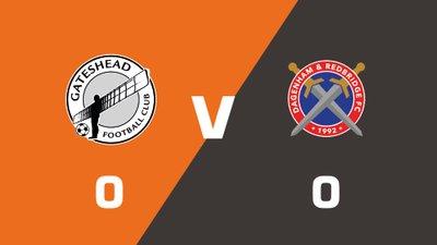 Highlights: Gateshead vs Dagenham and Redbridge