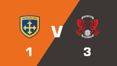 Highlights: Guiseley vs Leyton Orient