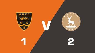 Highlights: Maidstone United vs Hartlepool United