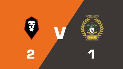 Highlights: Salford City vs Curzon Ashton