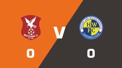 Highlights: Whitehawk vs Havant & Waterlooville