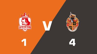 Highlights: Alfreton Town vs Spennymoor Town