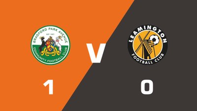 Highlights: Bradford Park Avenue vs Leamington