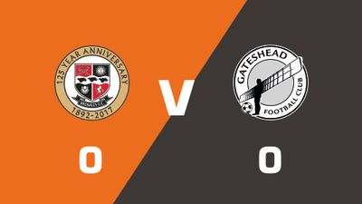 Highlights: Bromley vs Gateshead