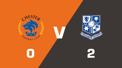 Highlights: Chester vs Tranmere Rovers